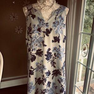 Loft floral sleeveless summer dress! 16